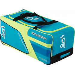 kookaburra cricket pads bats bag